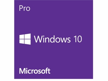 Microsoft Windows 10 Professional FQC-08930 64Bit 1-Pack English DVD Brown Box (OEM)