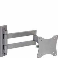 "NetZeye (MOBLCDBRAC101) 13.9"" LCD/Plasma Monitor Wall Mount Bracket - Supporting up to 33 lbs"