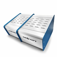 Nexcopy (SD400PC) SD Memory Card Duplicator System - 40 Target PC Based