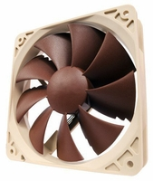 Noctua (NF-P12 PWM) - 120mm Two Speed Premium Fan, 1300/900 RPM, SSO2 Bearing with NE-FD1 PWM IC