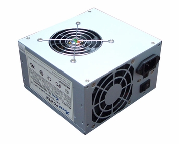 Power Magic/Xcase 500W 20+4Pin ATX Power Supply with Dual Fan