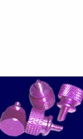 Purple Thumbscrews (1 pair, 2 pcs)