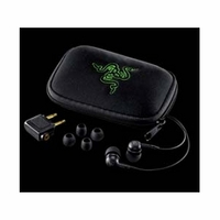 Razer Moray in-ear earphone RZ04-00090100-R3U1 20to11000Hz 110dB 20mW 1.3m Black headphones Ipod