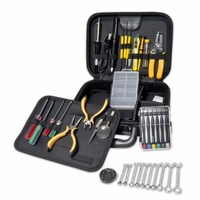 Syba 41 Piece Professional Workstation Repair Tool Kit, PU Carrying Case with Zipper
