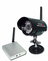Wireless Cameras & Receivers