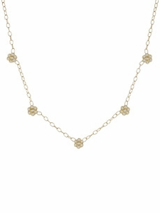 18K Downtown Abbey Necklace (1.40 cts. tw.)
