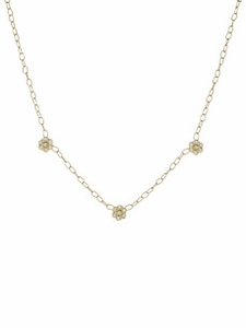 18K Downtown Abbey Necklace (.84 ct. tw.)