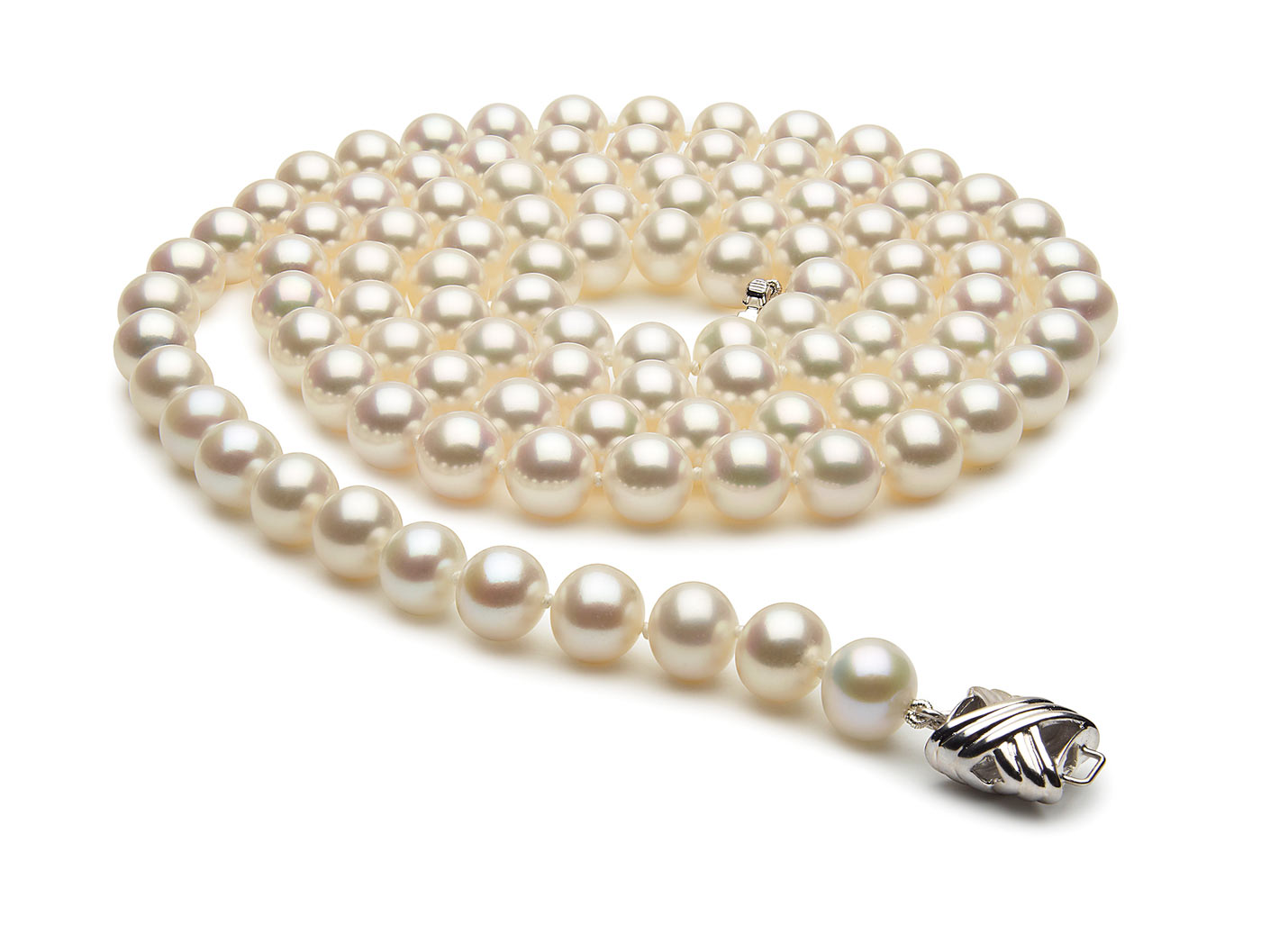 36 Inch 8.5mm x 9mm Freshwater Cultured Pearl Necklace