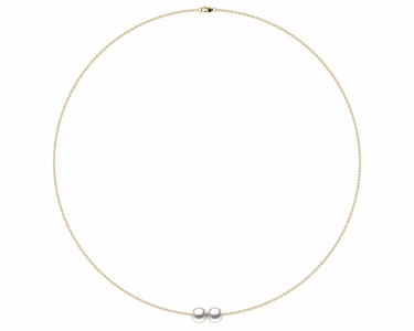 AAA Quality Add Pearl Necklaces�2 Pearl