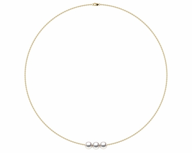 AAA Quality Add Pearl Necklaces�3 Pearl