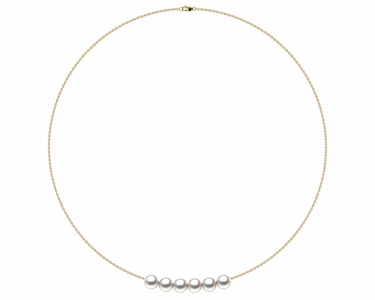 AAA Quality Add Pearl Necklaces�6 Pearl