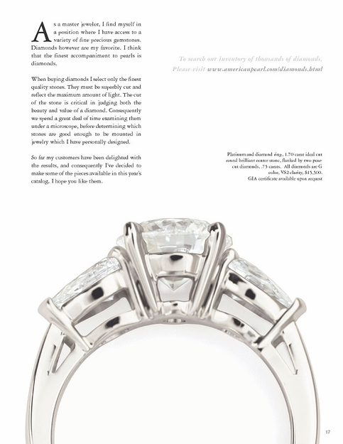 American Pearl 2003 Catalog - Page 17