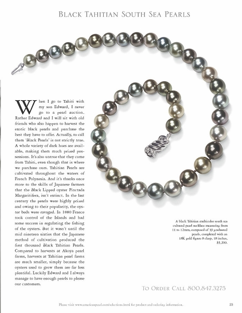 American Pearl 2003 Catalog - Page 23
