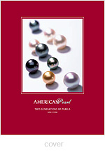 American Pearl - 2005 Catalog Cover