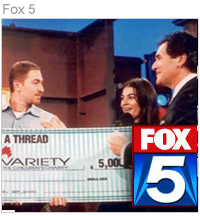 American Pearl Appears on Fox 5 For Variety Children </div> <h4 class=