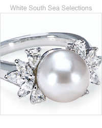 American Pearl Best Sellers - White South Sea Selections