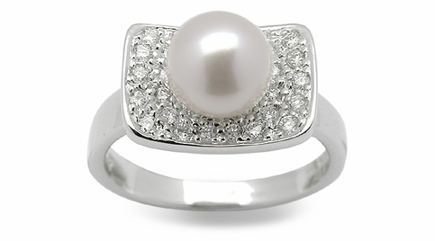 gold vintage size diamond white rings media diamonds engagement ring pearl