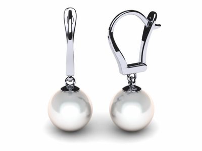 freshwater-pearl-earring-lever-back-cultured-pearl-jewelry