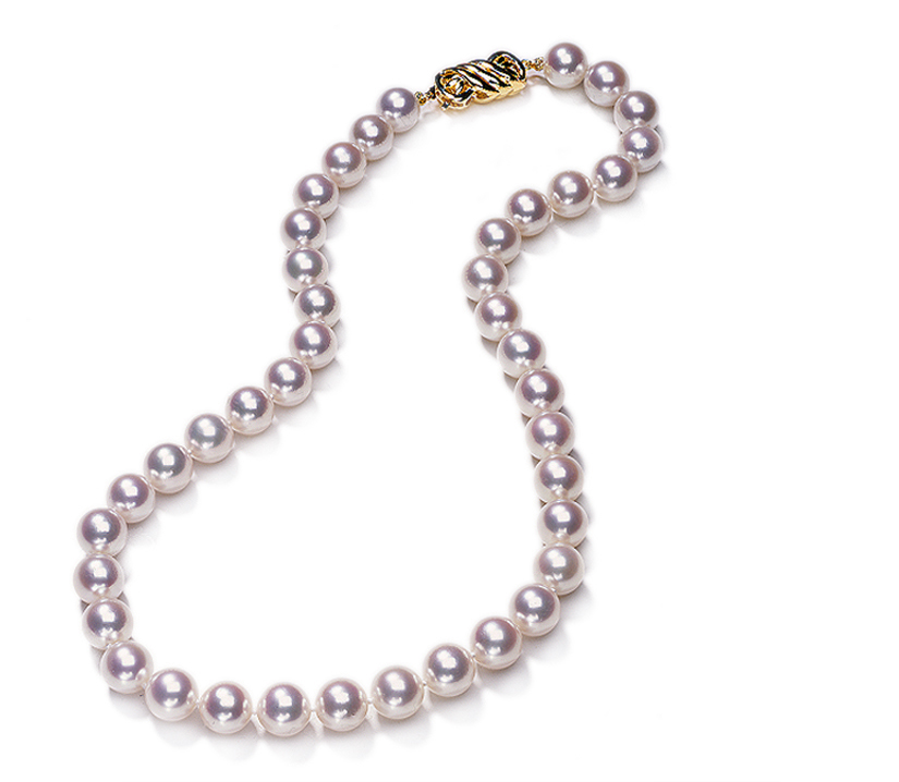 necklace pearl main akoya p