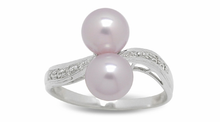 Kamil a Freshwater Cultured Pearl Ring