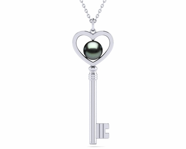 Key To Her Heart Pendant