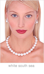 Shop by Model - White South Sea Pearl Selection