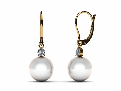 South Sea Nora Pearl Earring