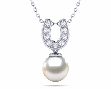 South Sea Pearl Lucky Pendant
