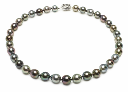 Tahitian Pearl Multicolor Necklace Serial Number | 8-2mmto9-9mm-tahitian-south-sea-multi-color-pearl-necklace-true-aaa-16inch-s7-xa06717m-b11