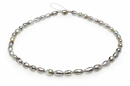 Tahitian Pearl Necklace Serial Number | 6mm-tahitian-pearl-necklace-keshi-light-south-sea-true-aaa-16inch-s5-b208