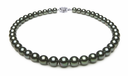 Tahitian Pearl Necklace Serial Number | 8-1mmto10-9mm-tahitian-south-sea-pearl-necklace-true-aaa-16inch-s9-xe04148-b18