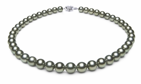 Tahitian Pearl Necklace Serial Number | 8-2mmto10-2mm-tahitian-south-sea-pearl-necklace-true-aaa-16inch-s9-xb11381-b9