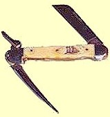 PersonalizedCamillusSailor'sRiggingKnife With Marlinspike