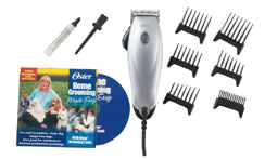 15 Piece Oster Home Pet Grooming Kit with