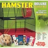 (61805) Living World Deluxe Hamster Starter Kit