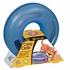 Aspen Petmate Crazy Circle Cat Toy, Small Light Blue