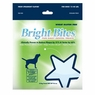 Bright Bites Daily Dental Fresh Spearmint Flavor Medium Dog Treats 5-lb