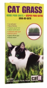 (C128) Catit Cat Grass, 3 oz.