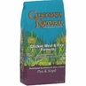California Natural Chicken Meal and Rice Dry Puppy Food 15 lb bag