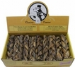 Canine Caviar Treat Buffalo Braid 6 inch 30 Count