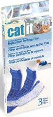 Catit Drinking Fountain Replacement Filters 3 pack