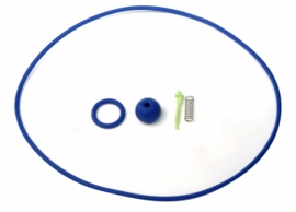 Catit Fresh and Clear Water Fountain/Drinking Dome for Cats Gasket set and valve assembly kit, boxed
