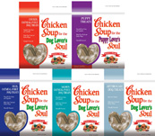 Chicken Soup for the Dog Lover's Soul Biscuits