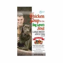 Chicken Soup Large Breed Adult Dog Formula 6 lbs