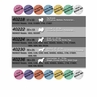 Click the Chart for our Sizing and Color Guide