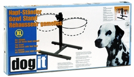 Dogit Adjustable Diner Stand, fits (2) 73515