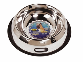 Dogit Stainless Steel Non-Spill Dog Dish, 96 oz.