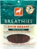 Dogswell Breathies Duck Breast Dog Treats 15oz Bag