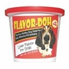Flavor Doh Pill Delivery Treat for Dogs Liver Flavored 8oz Tub