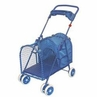 Four Paws Fresh Air Pet Stroller by Four Paws (Blue)